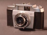 Agfa Silette Rapid L/Agfa Color Agnar 2,8/45mm Fényképezőgép