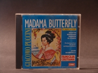 Puccini-Madama Butterfly EMI CD