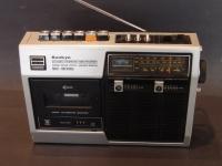 STR-500FS Hordozható Kazettás Rádió