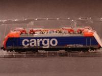 Re 474 001-5 SBB Cargo Villanymozdony