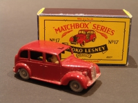 MOKO 17 Austin Cab C 1960