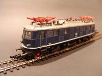 BR118 DB Villanymozdony