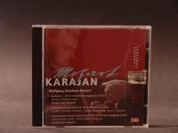 Karajan-Mozart EMI CD