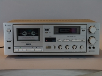 D-3300M Champagne Stereo Cassette Deck