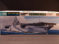 Ticonderoga Modell 1:700 Japan 1992
