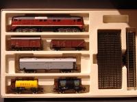 BR130 DR Dieselmozdony Szett