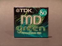 TDK MD 80 G MiniDisc ORIG
