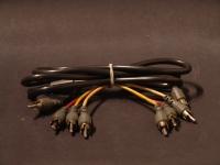 4RCA/4RCA Lejátszó/Felvevő Sztereó Kábel