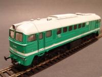 BR120 ITL Dízelmozdony
