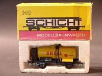 Schicht Shell Tartálykocsi Sárga