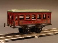 Karl Bub 0 Személyvagon VEDES R1