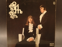 Esther/Abi Ofarim-2 In 3 1967 LP