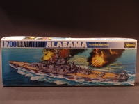 Alabama Modell 1:700 Japan 1989