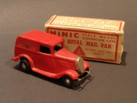 MINIC Ford Royal Mail Van