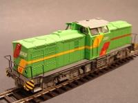 V100-16 WAB Dízelmozdony