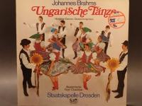 Brahms-Ungarische Tanze 1982 LP
