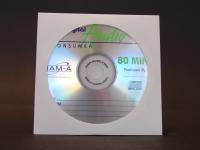MAM-A Silv CD-R B 80Min