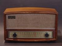 Zenit AM/FM USA Csöves Rádió