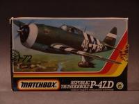 Republic Thunderbolt 1944 Modell 1:72 England 1983
