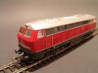 BR215 DB Dízelmozdony