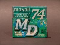 Maxell 74 G MiniDisc ORIG