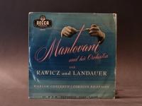 Mantovani-Warsaw Concerto 45S