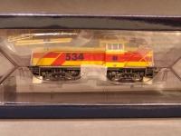 MAK 1206 534 Dízelmozdony