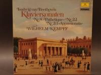 Beethoven-Klaviersonaten 1965 LP