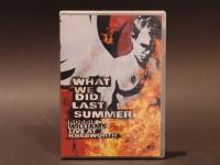 Robbie Williams-What We Did Last Summer DVD