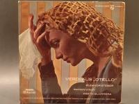 Verdi-Aus Otello 1967 LP