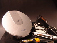 D-NE300 Discman Portable CD Player