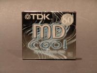 TDK MD 80 C MiniDisc ORIG