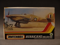 Hurricane 1941 Modell 1:72 England 1989