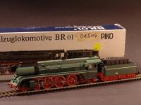 BR01 DR Gözmozdony BoxPok Oliva Zöld
