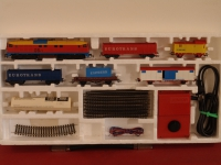 BR130 Express Diesel Szett