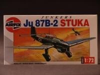 Junkers Stuka 1940 Modell 1:72 France 1990