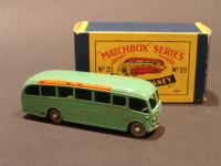 MOKO 21 Long Distance Coach B 1958