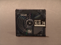 Maxell XL-II 74 MiniDisc