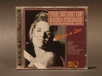 The Music Of Barbara Streisand CD