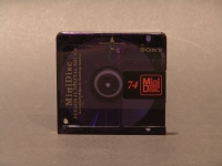 Sony SAM 74 MiniDisc B