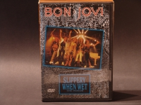 Bon Jovi-Suppery When Wet DVD