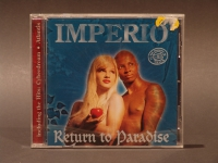 Imperio-Return To Paradise CD