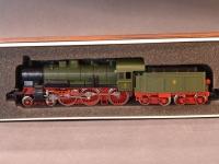 BR38 003 Gözmozdony Grün