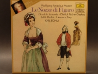 Mozart-Le Nozze Di Figaro 1968 LP