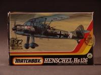 Henschel 1941 Modell 1:72 England 1983
