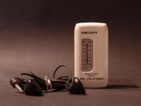 RX6 Hordozható AM/FM Rádió Dynamic Bass System