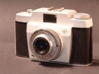 Agfa Silette/Agfa Color Agnar 3,5/45mm Fényképezőgép