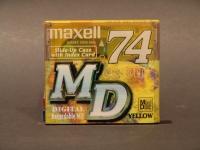 Maxell 74 Y MiniDisc ORIG