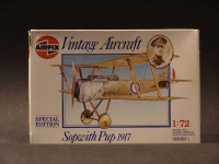 Sopwith Pup 1917 Modell 1:72 France 1988