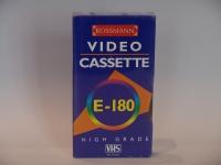 E-180 EQ VHS Videokazetta